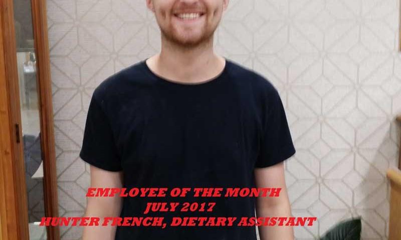 Hunter-French-EOM-July-2017